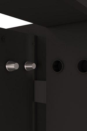 Πόρτα 10 εκατοστών Systems 02