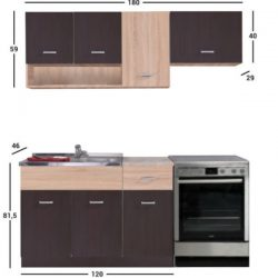 συνθεση κουζινας RENIA
